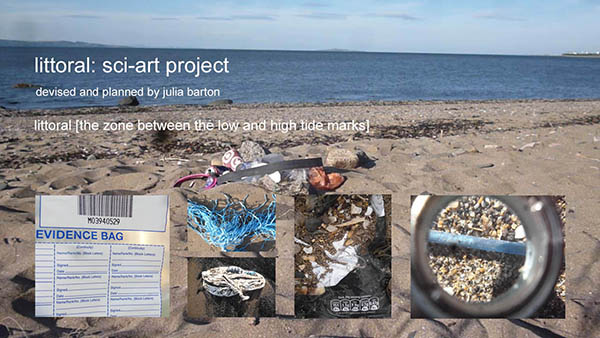 littoral.sci-art project