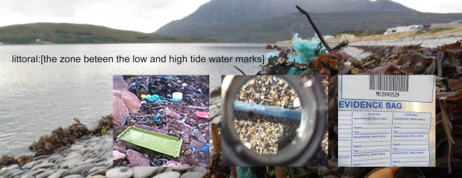 Examining beach litter in Wester Ross