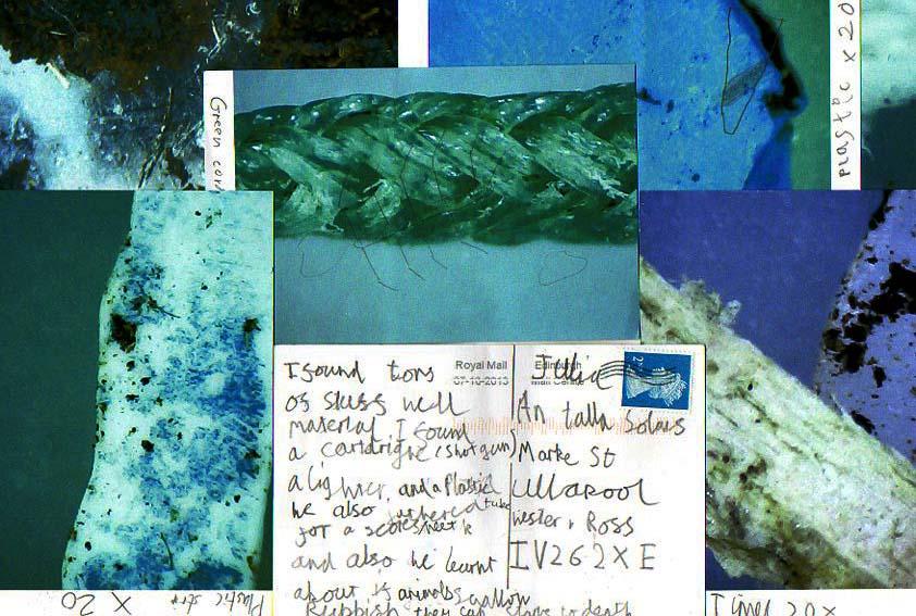 postcards from Achiltibuie 1