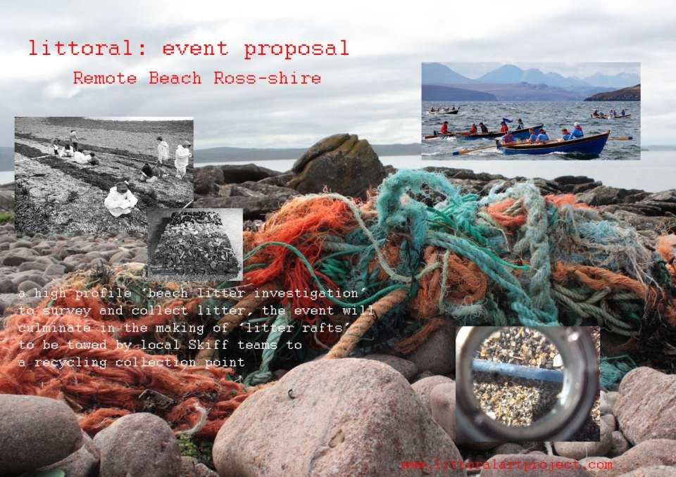 3. Littoral event proposal  J Barton