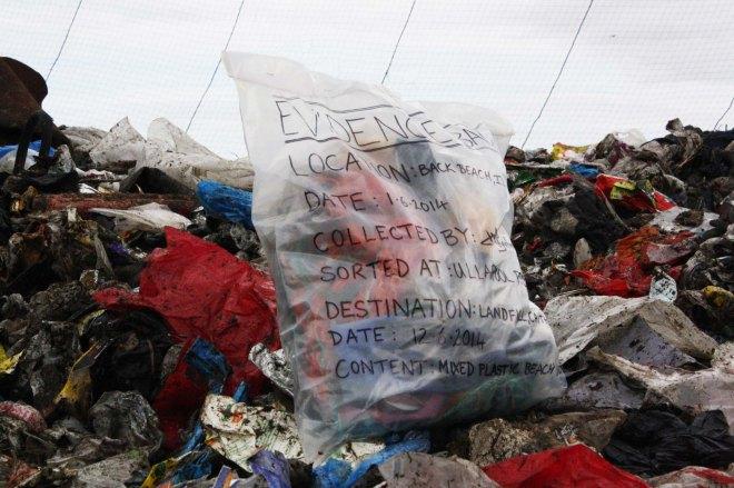 evidence bag web