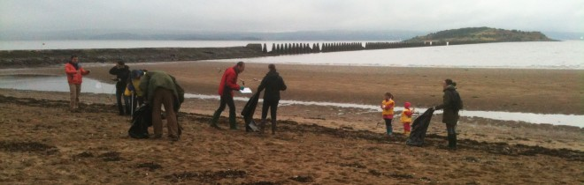 Cramond survey sept 14  WS