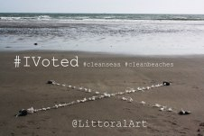 casting votes for beaches #IVoted copy