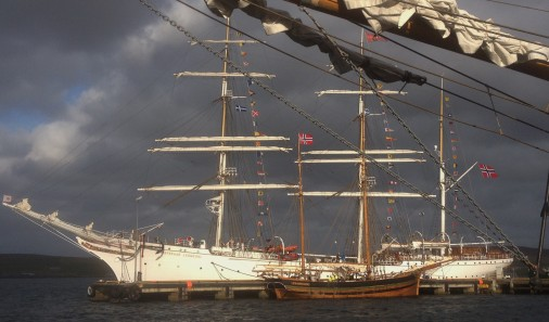 Norwegian sail power