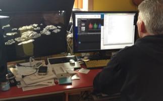 rendering shots