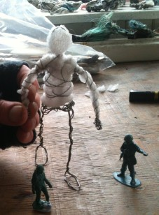 armature making